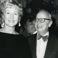 Marietta Tree and Arthur Schlesinger