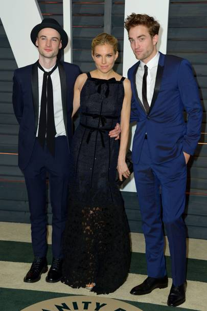 Tom Sturridge, Sienna Miller and Robert Pattinson