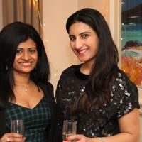 Parveen Kanwal and Jigna Modha
