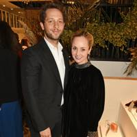 Derek Blasberg and Devon Radziwill