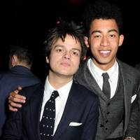 Jamie Cullum and Jordan Stephens