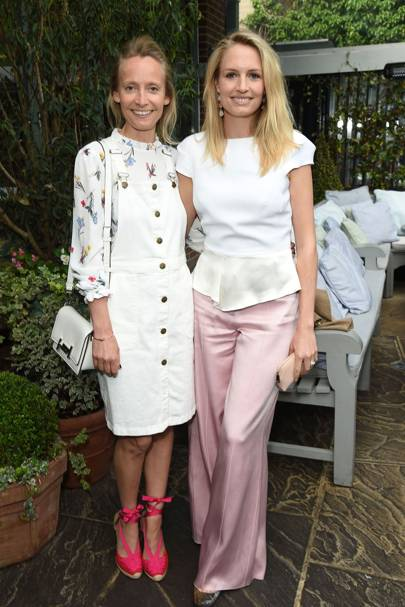 Martha Ward and Sofia Wellesley