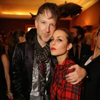 Jefferson Hack and Noomi Rapace