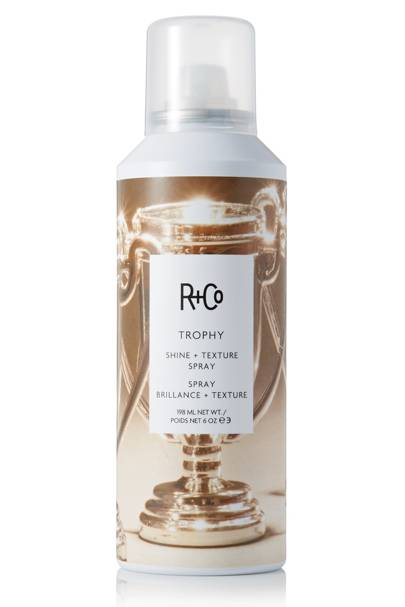 R&Co Trophy Shine + Texture spray