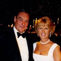 Patrick Vaughan and Mrs Patrick Vaughan