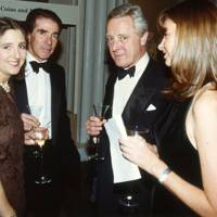 Countess Alexander of Tunis, Earl Alexander of Tunis, Nicholas Villiers and Fiona Feeley