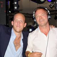 Carlo Carello and Pete Tong