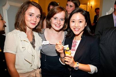 Bethan Swords, Emily Read and Kimberley Tong