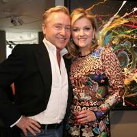 Michael Flatley and Niamh Flatley