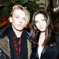 Jamie Campbell-Bower and Matilda Lowther