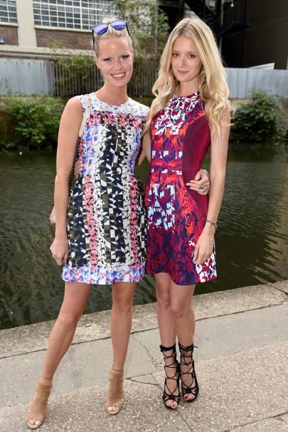 Caroline Winberg and Rebecca Corbin-Murray