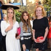 Hayley Sieff, Jordana Reuben and Erin Morris