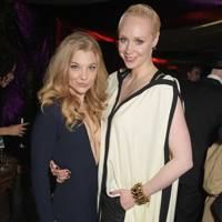 Natalie Dormer and Gwendoline Christie