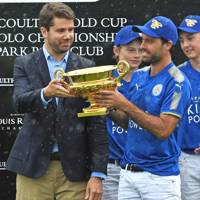 Geoffroy Lefebvre and Facundo Pieres