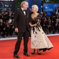 Donald Sutherland and Dame Helen Mirren
