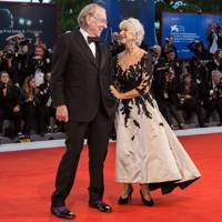 Donald Sutherland and Dame Helen Mirren
