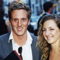 Harry Becher and Natasha Corrett