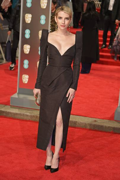Emma Roberts in Schiaparelli