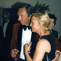 Peter Guthrie and Sally Haggas