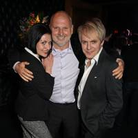 Nefer Suvio, Sam McKnight and Nick Rhodes