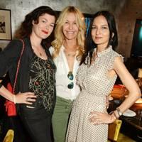 Jasmine Guinness, Melissa Odabash and Yasmin Mills