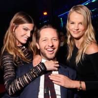 Bianca Brandolini d'Adda, Derek Blasberg and Kelly Sawyer