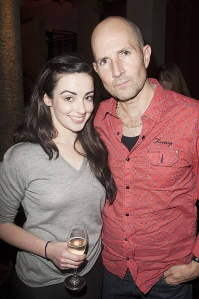 Laura Donnelly and Ian Rickson
