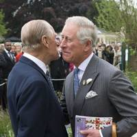The Duke of Edinburgh and the Prince of Wales