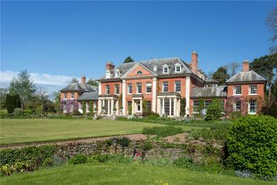 Newport House, Almeley, Hereford