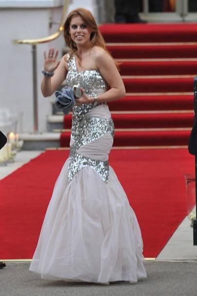 Princess Beatrice's royal style