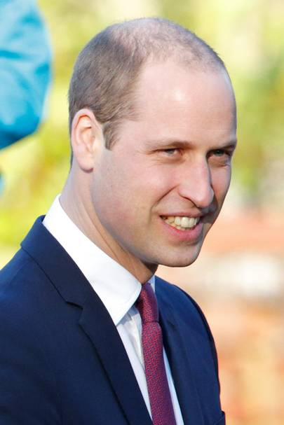 The Duke of Cambridge, 2016