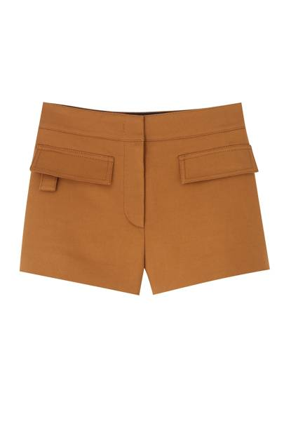 Cotton shorts, £365, by Emilio Pucci