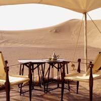Dunes Camp, Morocco