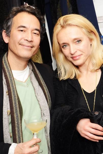 Rodolfo Sulit and Albane Chevallier-Chantepie