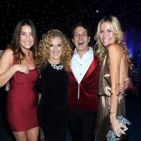 Lisa Snowdon, Kelly Hoppen, Stephen Webster and  Melissa Odabash