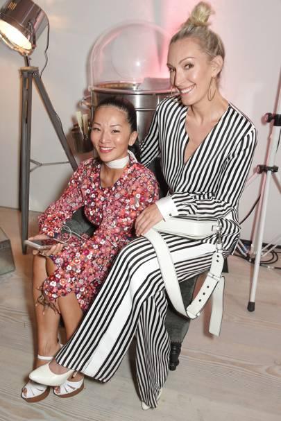 Tina Leung and Olivia Buckingham