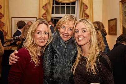 Leonora Lonsdale, Laura Lonsdale and Rosanna Lonsdale