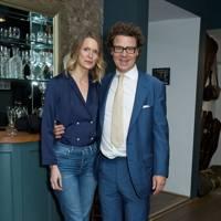 Davinia Ferner Robson and Kristian Ferner Robson