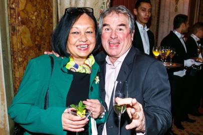 Maggie Draycott and Alan Lamb