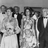 Princess Caroline of Monaco, 1973.