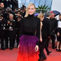 Cate Blanchett wearing Givenchy Haute Couture in 2018