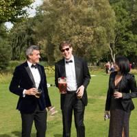 Howard Rees, Ben Pendlebury and Jaime Tai