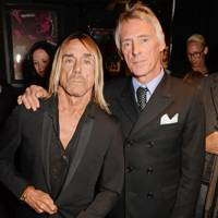 Iggy Pop and Paul Weller