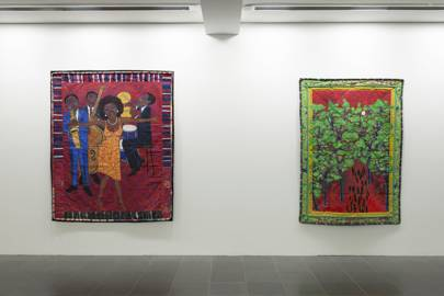 Faith Ringgold at The Serpentine