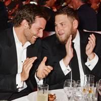 Bradley Cooper and Jonah Hill