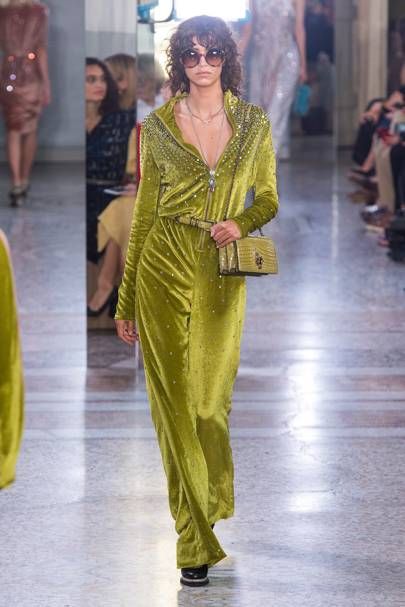 Bottega Veneta at Milan Fashion Week S/S18