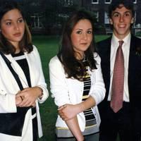 Bianca Zobel, Anastasia Cambitzi and Alexander Cambitzi