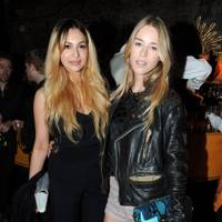 Zara Martin and Mary Charteris