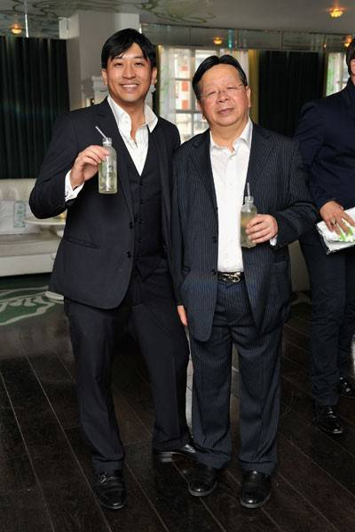 Jason Ing and Alex Ing
