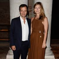 David Heyman and Rose Uniacke